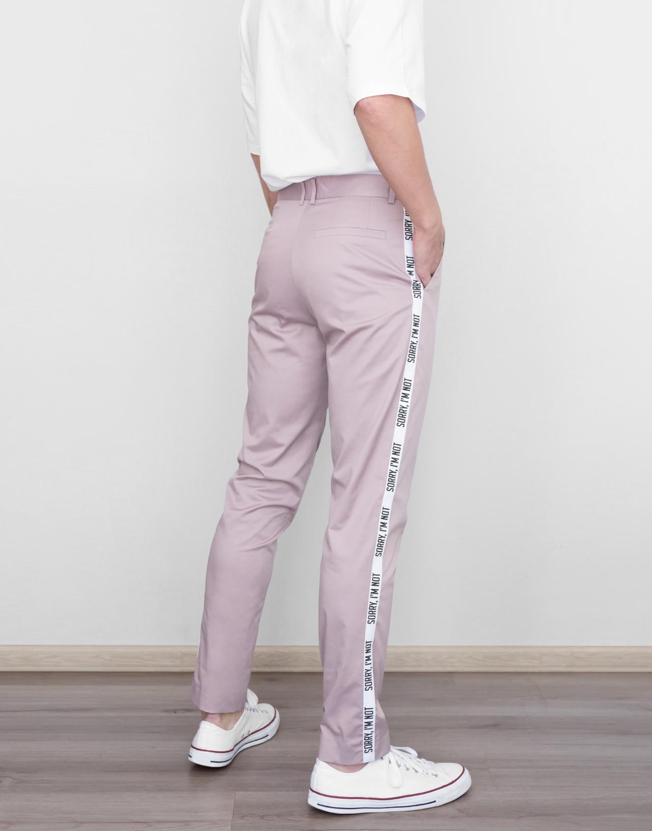 брюки роз 1