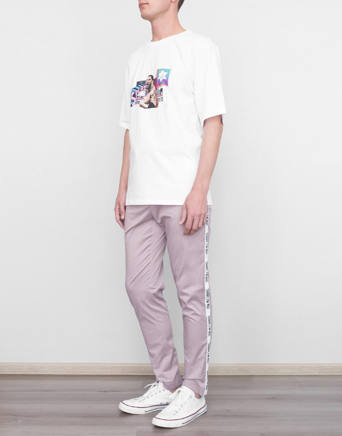 брюки роз 4