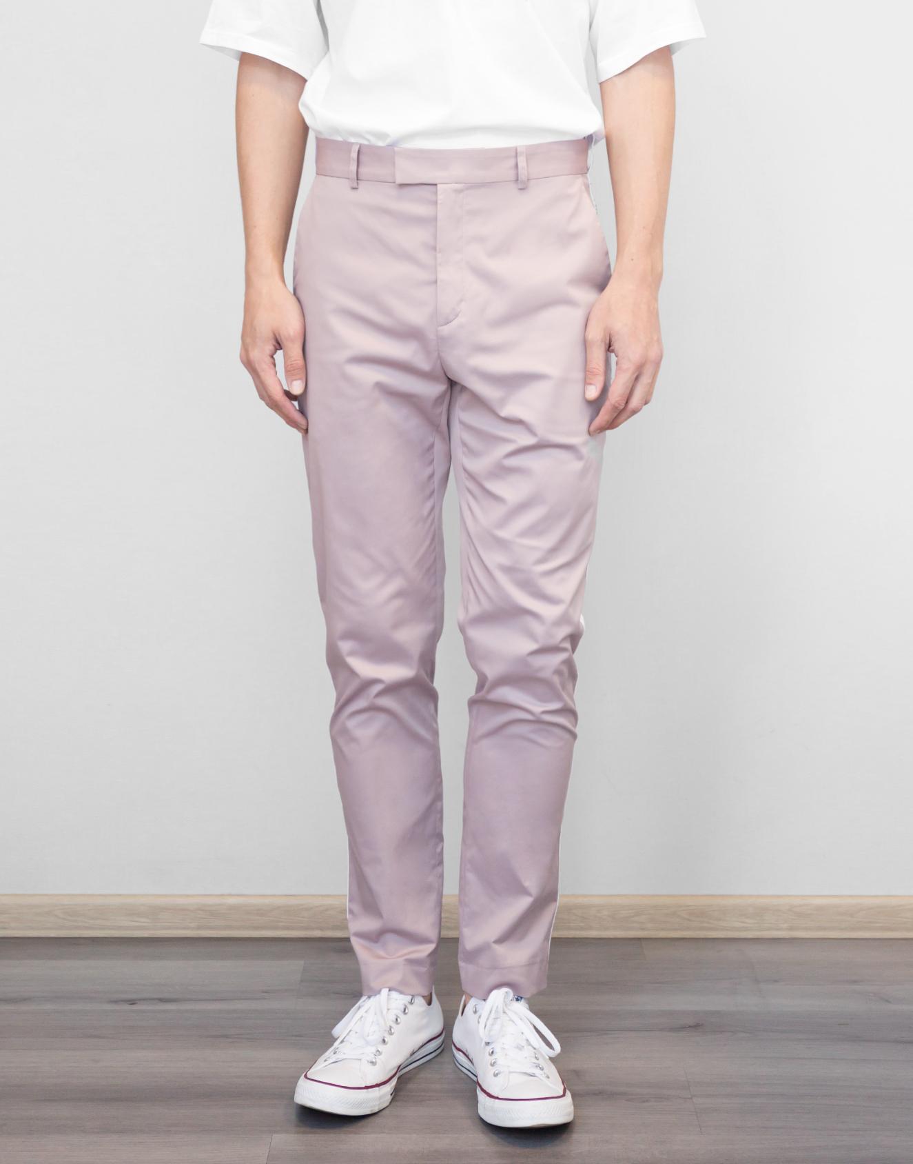 брюки роз