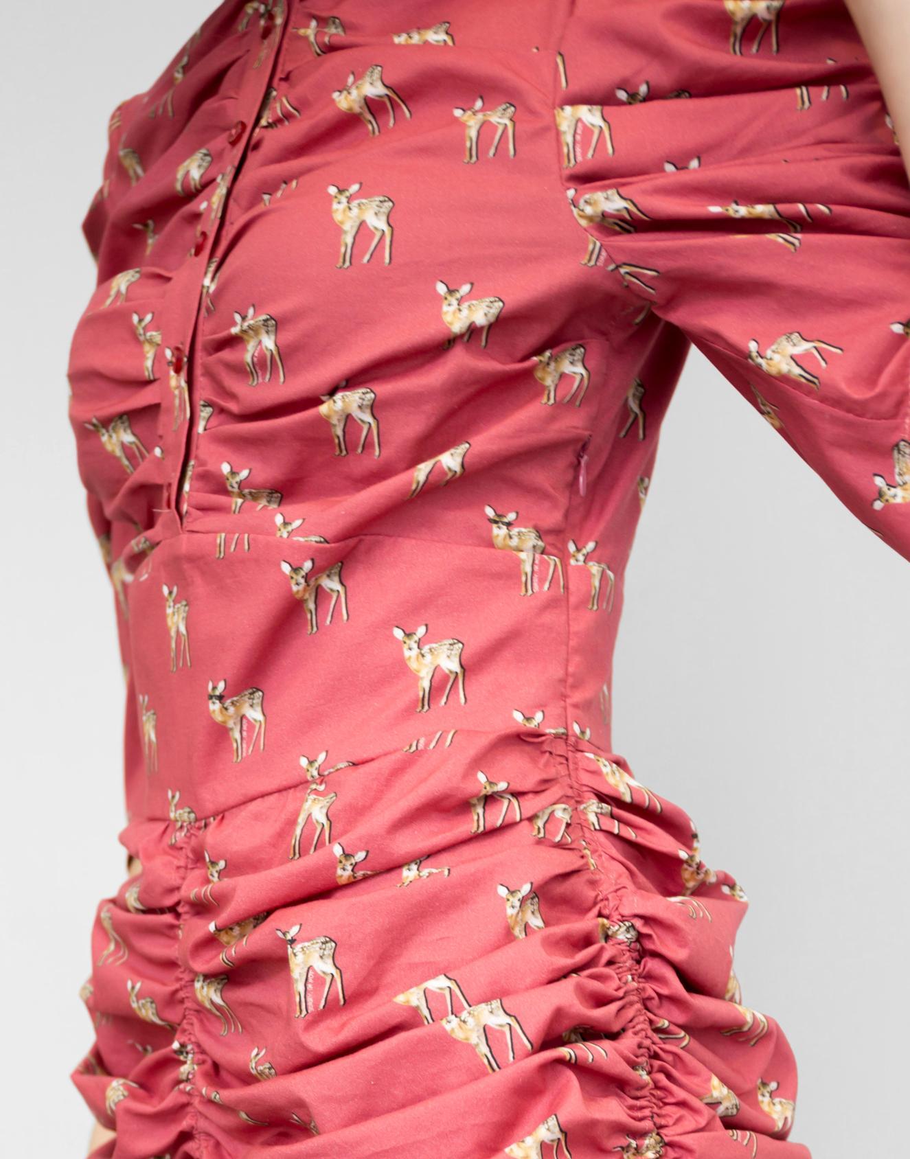 олени платье 2