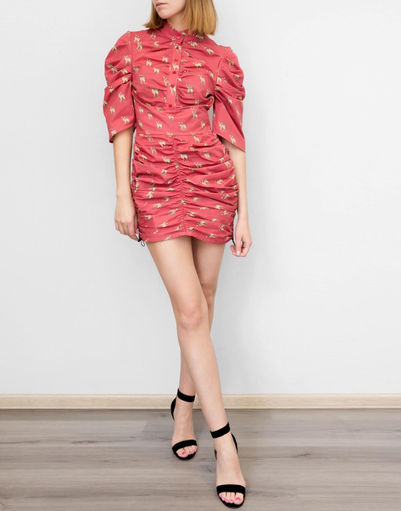 олени платье 4