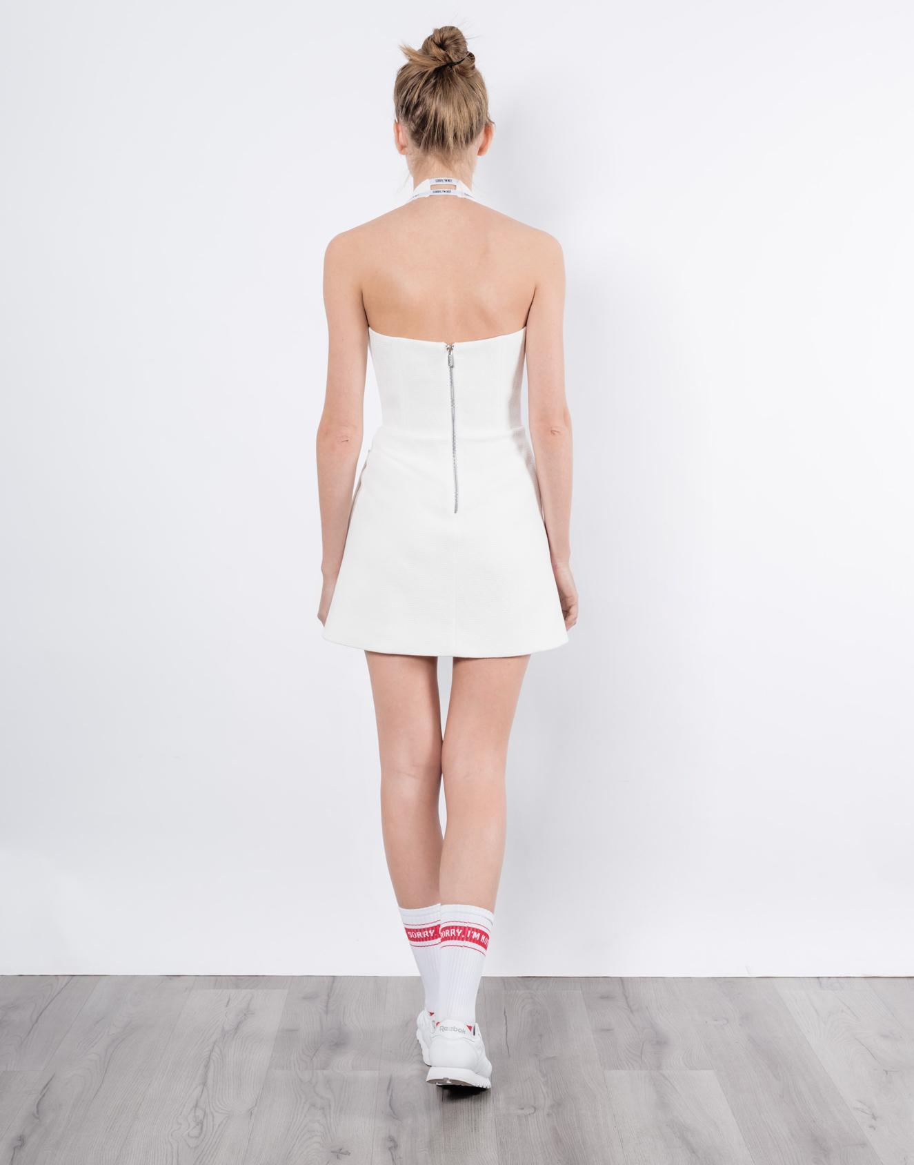 платье гипс 1