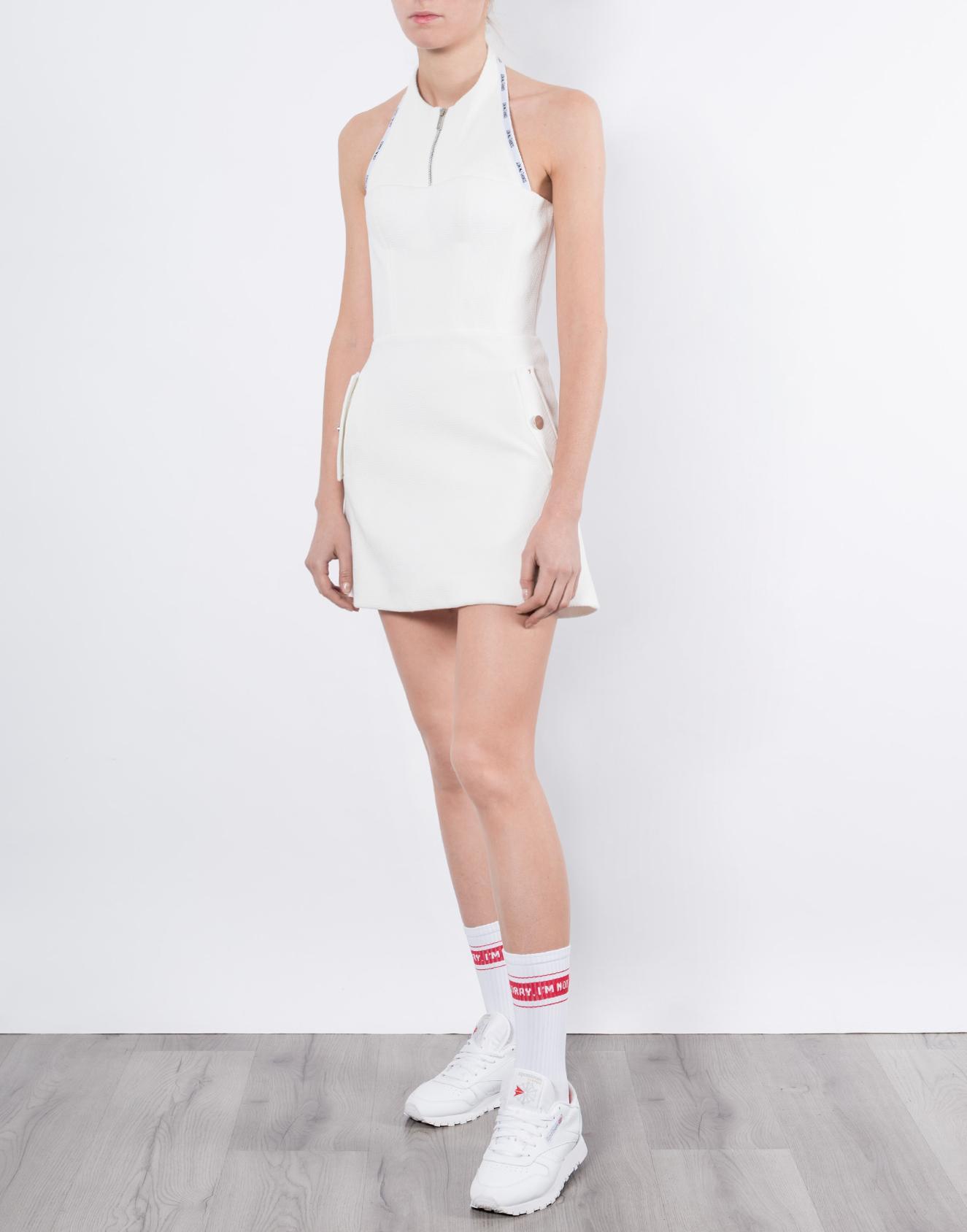 платье гипс 2
