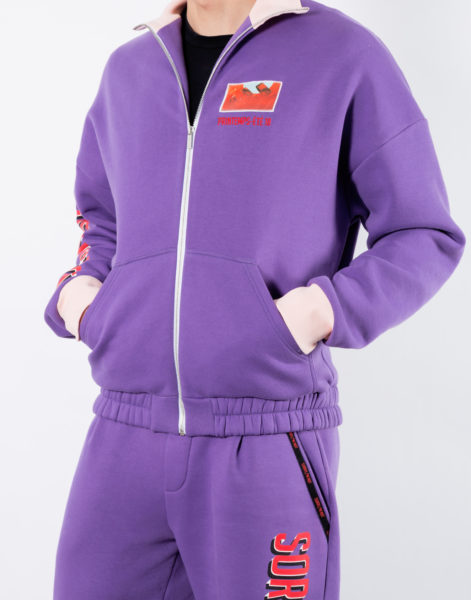 олимп фиолет 3