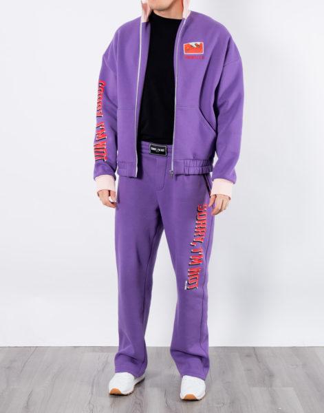 олимп фиолет