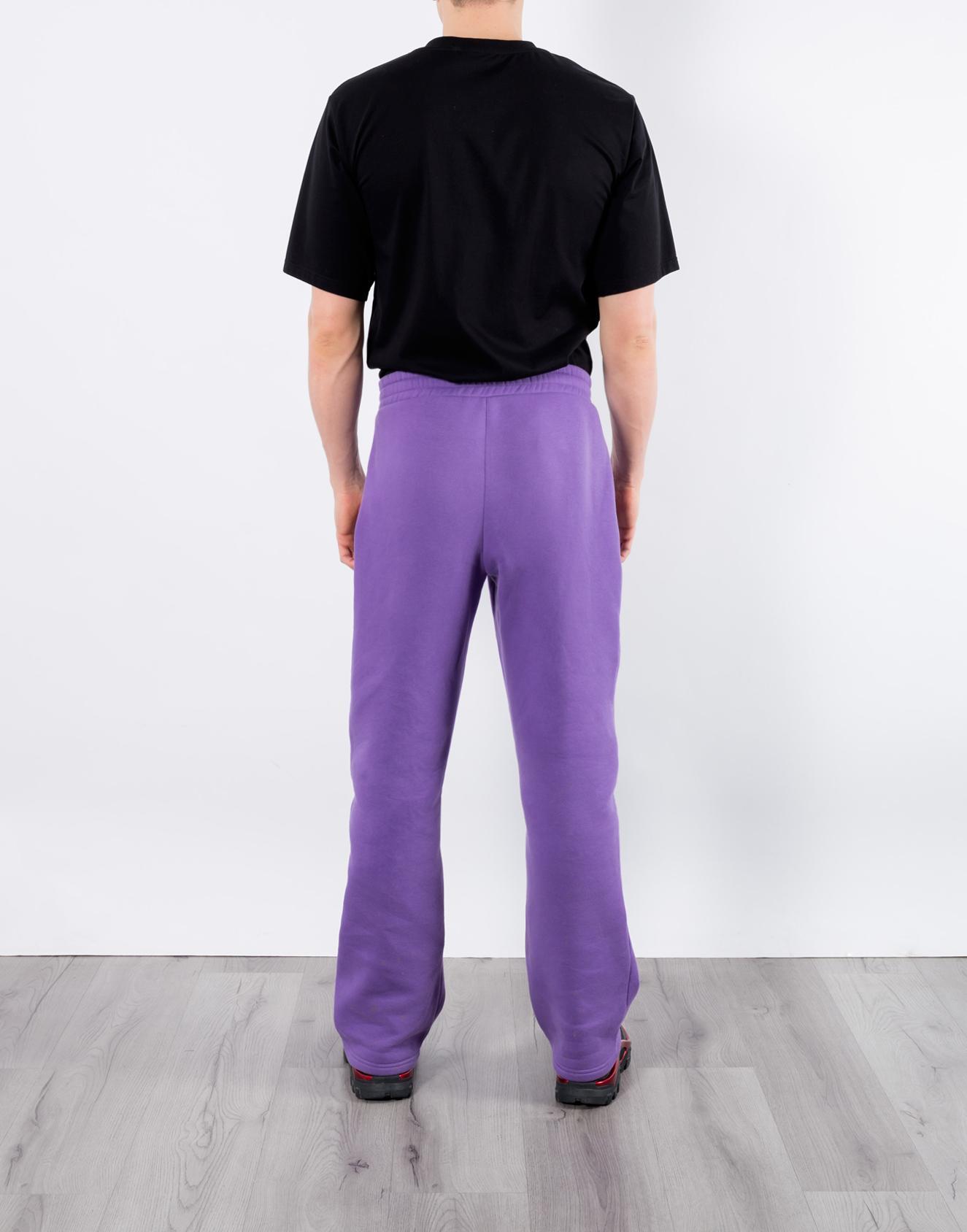 спортивки фиолет 1