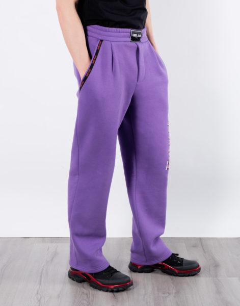 спортивки фиолет 2