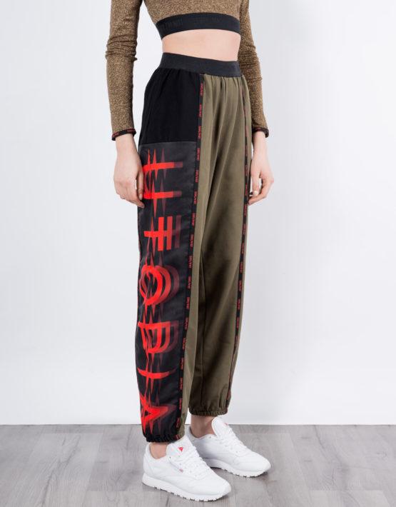брюки хаки 1