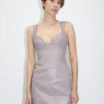 DRESS PINK ECO-LEATHER