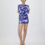 Tight Mini Dress Narcissus
