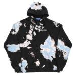 hoodie boiled blue