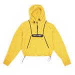 hoodie yellow moon