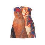 Mini Dress Andrey Remnev print