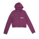 TRACK JACKET PLUM SORRY