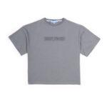 T-SHIRT BASIC SORRY GREY