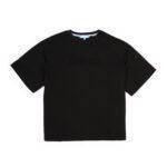 T-SHIRT BASIC SORRY BLACK