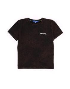 T-Shirt Boiled Black Women