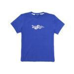 T-Shirt Snake Blue Women